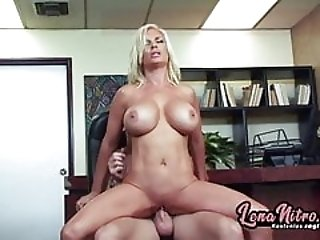 wife gets a BBC